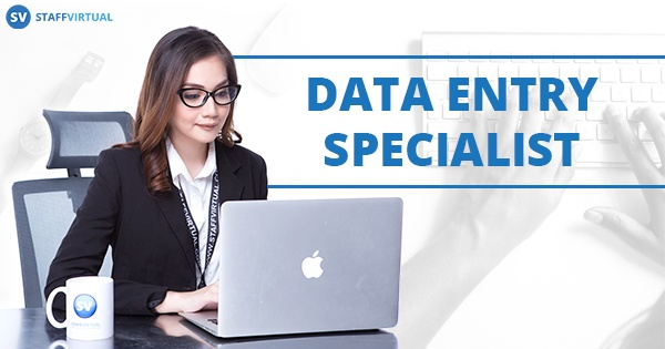 What Does a Data Entry Specialist Do?