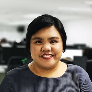 Gab Buganan, Corporate Communications Specialist