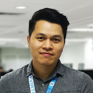 Sam Caballero Jr., MIS and IT Manager