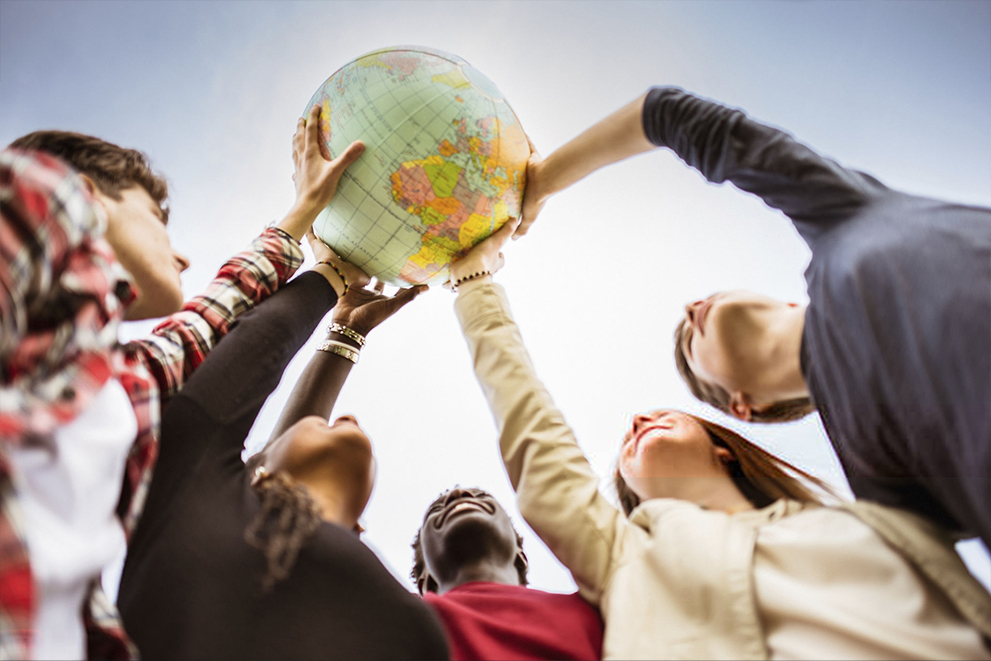 Have a global talent pool by outsourcing