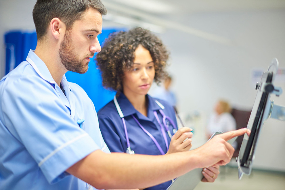 Healthcare can benefit from live chat