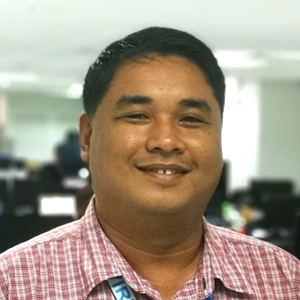 Jay Garcia, Client Services Manager