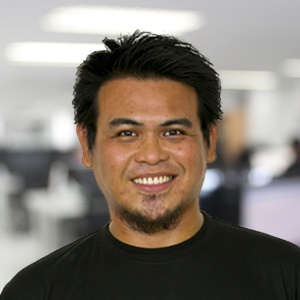Bryan Diaz, Training and Quality Assurance Specialist