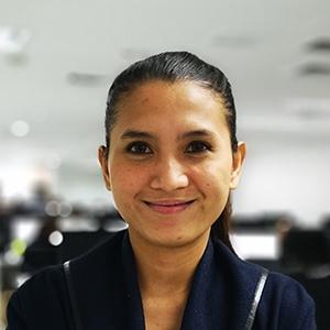 Rashel Bausas, HR Manager