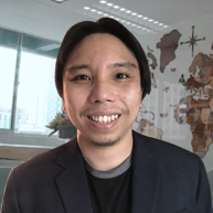 Vince Viajar, Senior Recruiter